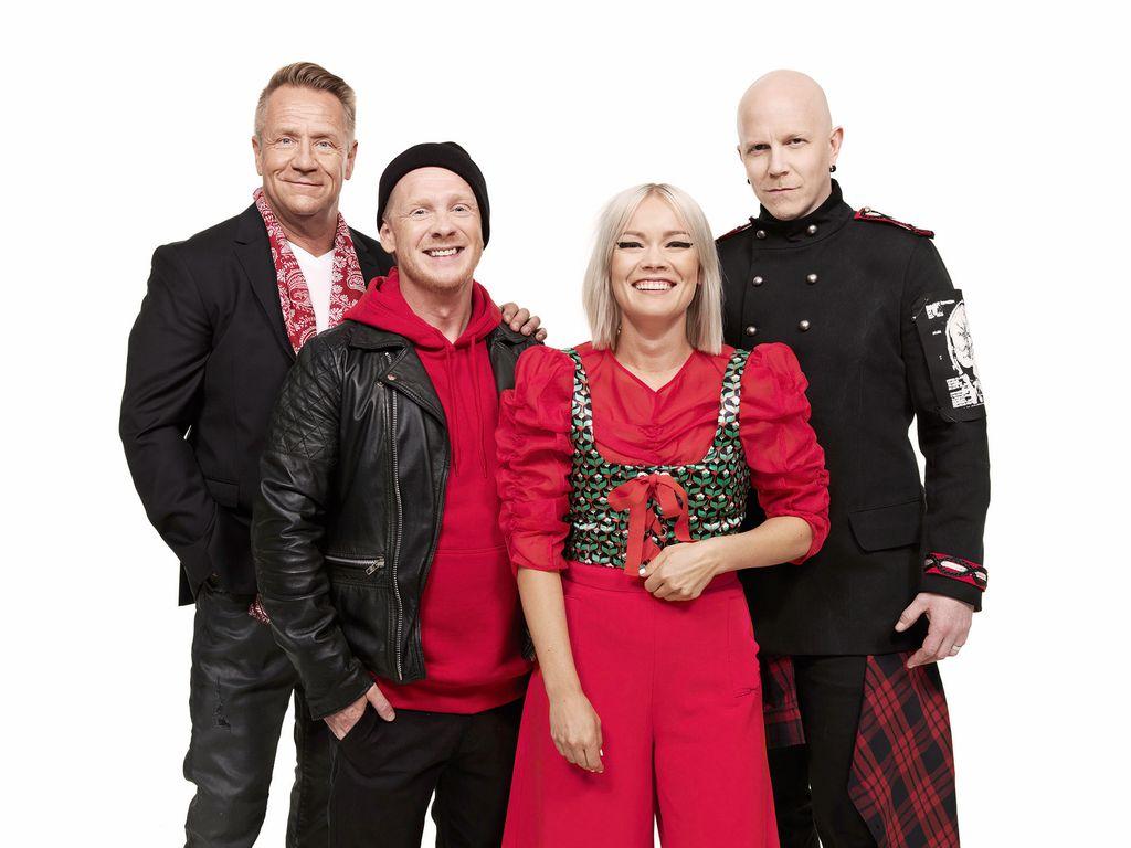 Anna Puu Voice Of Finland