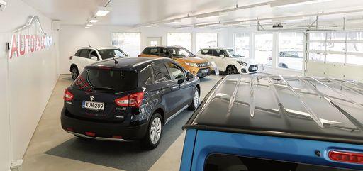 Suzuki Car Dealership >> Itavayla